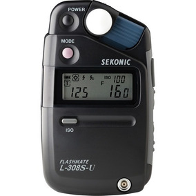 Fotômetro Flashmate Sekonic L-308s-u | Temos Loja