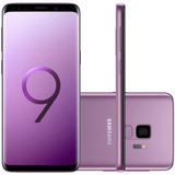 Smartphone Samsung Galaxy S9 Tela 5.8 128gb 4gb Ram
