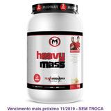 Hipercalórico Heavy Mass Team Nogueira 1,5 Kg - Midway