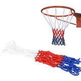 Red Net Malla Para Aro De Basket Basquet Basquetbol X2und