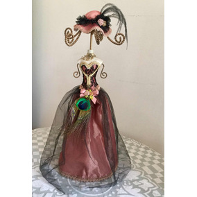 Mini Mannequin Para Joyería