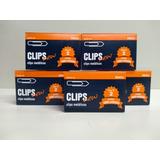 Clips N:2 Kit 05 Caixa De 100 Unid Cada/metálicos