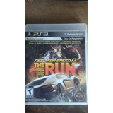 Cd De Juego Need For Speed The Run Ps3