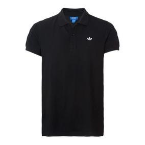 Camisa Polo adidas Originals Masculina Bh6488 - P - Preto 81262cc41348c