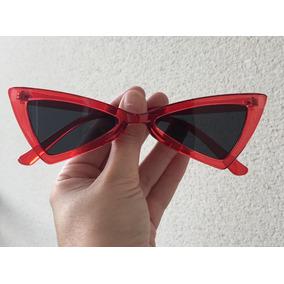 aec5e0ca19de1 Armação Branca E Lente Azul De Sol - Óculos no Mercado Livre Brasil