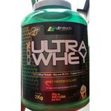 Ultra Whey Ultratech Whey Isolado