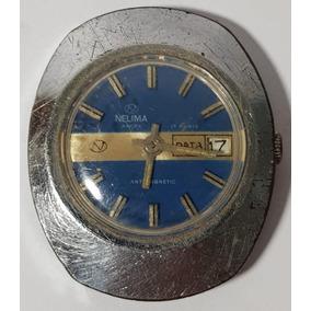 20b04220c73 Relogio Pulso Antigo Automatico - Relógios no Mercado Livre Brasil
