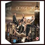 Gossip Girl , Serie Completa En Dvd!!! 6 Temporadas