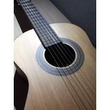 Guitarra Fender Acustica Mc-1 Preciosa Y Nueva