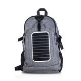 Mochila Solar Exo Energy Porta Notebook 14 Gris