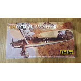 Avión Focke Wulf 56 Stosser, 1.72, Heller