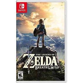 Jogos Switch Zelda E Donkey