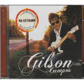 Gilson Campos - Cd Na Estrada