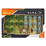 Mega Construx Halo Faithful Vs. Paquete Caído
