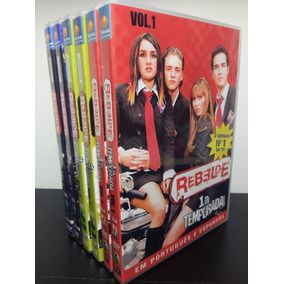 Dvd Rebelde Rbd + Shows - Fretes A Combinar Veja Tabela