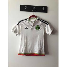 Playera De México adidas Para Niño