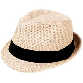 Sombrero Negro Ala Angosta Hombre - Sombreros para Hombre en Mercado ... 121301f14fd