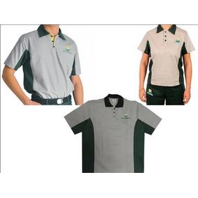 a514c6d2fe Polo Manga Curta Masculino - Camisas no Mercado Livre Brasil