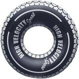 Boia Circular Bestway Pneu Velocity 36102 Com Alça