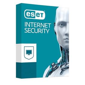 Eset® Internet Security 4pc - 2 Años