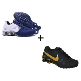 294b40a8497 Naique Choques Tenis Nike Shox no Mercado Livre Brasil