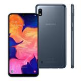 Celular Samsung Galaxy A10 Dual 32gb 2gb Ram A105 Preto