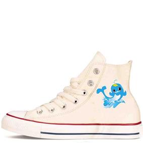 Zapatos Delfin Bonitos Decorados Hermosos Envio Gratis 014