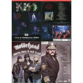 Kiss - Motohead - Dvd