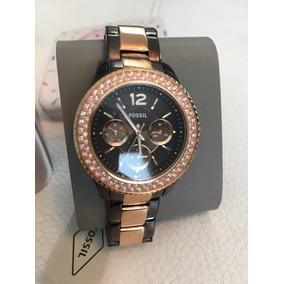 87a811b9cb16 Reloj P dama Marca Fossil. Original Y Nuevo C etiqueta