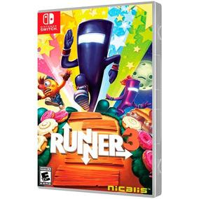 Jogo Runner 3 - Nintendo Switch.