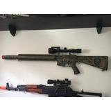 Airsoft M4 Dmr Cybergun
