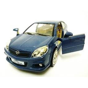 Miniatura Vectra Azul 1:32 Rmz