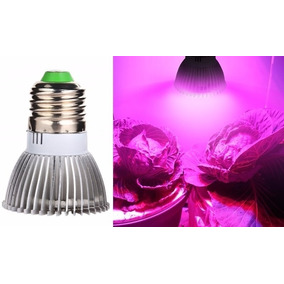 Kit 3 Led Full Spectrum 28w Indoor Grow Lampada Para Cultivo