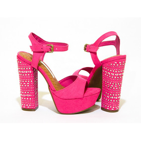 Sandália Via Marte 15-14456 Maravilha/pink Original
