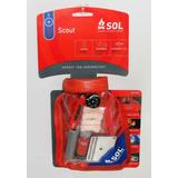 Kit Sobrevivência Sol Scout Survival Kit Bolsa Prova D´agua