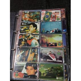 Cartão Telefonico, Coleção Com 586 Raros.
