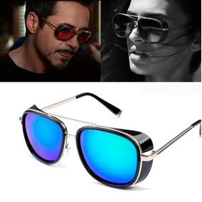 6a540f5f61 Gafas Iron Man Tony Stark Uv400 Matsuda M23 Retro 10 Colores