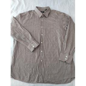 Camisa Hugo Boss Talla Xl (moda Casual,zegna,fendi,versace)