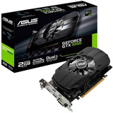 Tarjeta De Video Asus Nvidia Gtx 1050 2gb Ddr5 Ph-gtx1050-2g