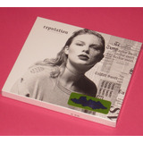 Taylor Swift Reputation - Nuevo Sellado - En Stock - Emk
