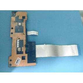 Placa Mousepad E Leitor Sd Notebook Toshiba C55-b5201 B304p