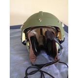 Casco Helmet Y Audifonos Dave Clark
