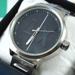 1e1467320a7 Relógio Armani Exchange Ax Pulseira Aço À Prova D´água