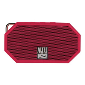Parlante Inalámbrico Altec Waterproof Mini H20 Rojo