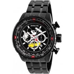 Reloj Para Caballero Invicta 26743 Disney Edicion Limitada