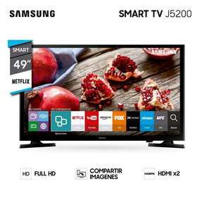 Smart Tv Led Samsung 49 J5200 Full Hd Navegador Wi Fi Pcm