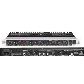 Processador De Voz Digital Behringer