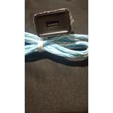 Cable Micro Usb De Nylon Para Samsung Blackberry Iphone