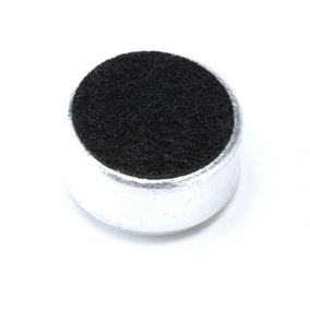 Micrófono Unidireccional Capsula 52db 4.5 X 2.2mm