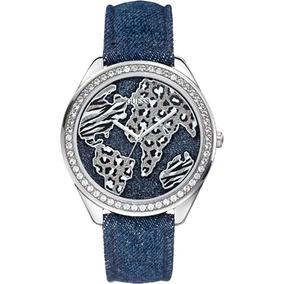 4852faed641 Relogio Feminino Azul Marinho Guess - Relógios De Pulso no Mercado ...